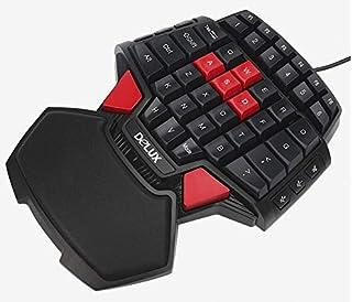 Delux USB Keyboard For All - SH-T9-JHB-Black