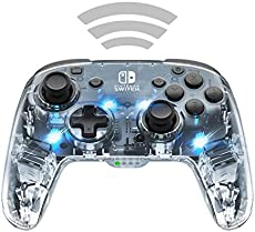 Nintendo Switch Afterglow Wireless Deluxe Controller, 500-137 - Nintendo Switch