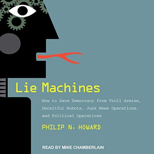 Lie Machines cover art