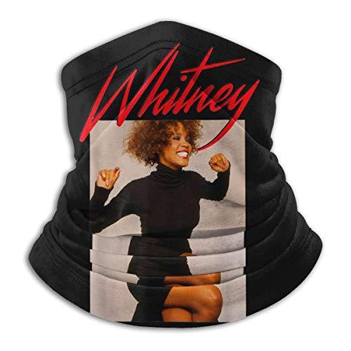 Whitney Houston Unisex Microfibra Cara M-ask Bandanas...