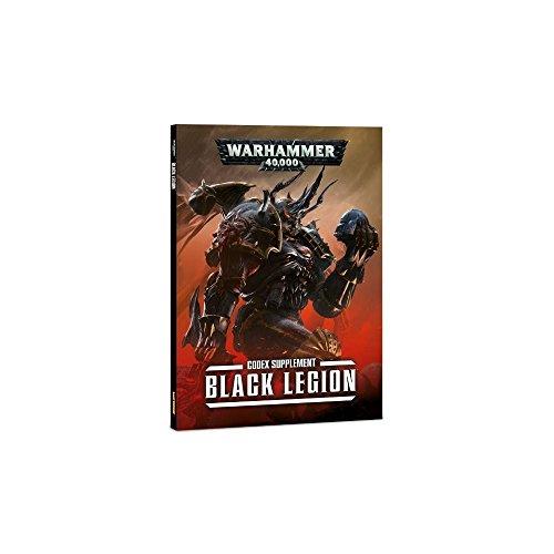 Black Legion: Codex Chaos S/M Supplement