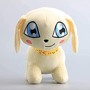 huobeibei Anime Cartoon Digimon Plush Toy Puppy Doll 30 cm Cute Plush Animal Doll Child Christmas Halloween Birthday Gift