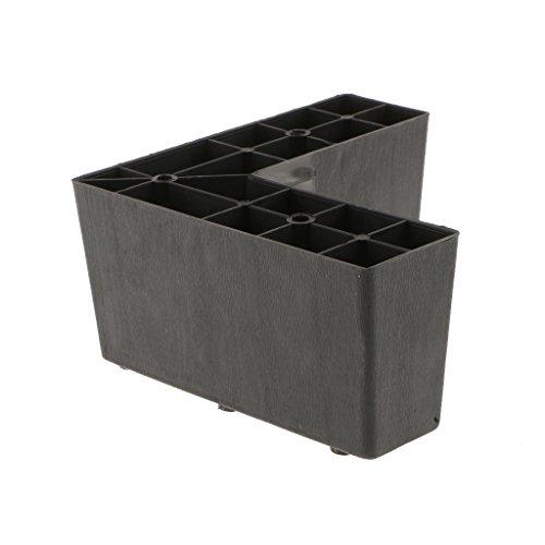 Pieza De Repuesto Para Muebles Sofá Antideslizante Gabinete Para Piernas Cama Del Cajón Zócalo Pies