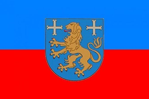 U24 motorfiets vlag Landkreis Friesland vlag vlag 20 x 30 cm