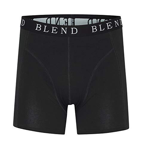 Blend Herren Boxer-Short 2er-Pack 701878-70155 Black: Größe: 7/XL