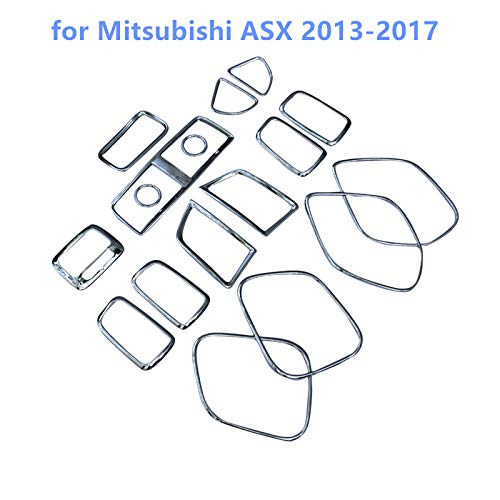 2013-2016 For Mitsubishi RVR/ASX/Outlander Sport Interior Decoration Covers Trim Kit