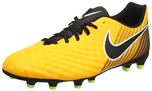Nike Magista Ola II FG, Botas de fútbol para Hombre, Naranja (Laser Orange/Black/White/Volt/White), 42 EU