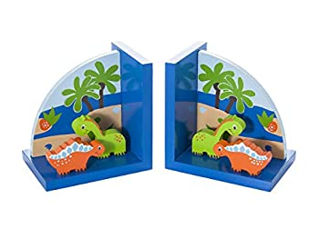 Mousehouse Gifts Kids Dinosaur Themed Bookends