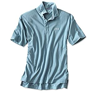 Orvis Men's Angler's Polo