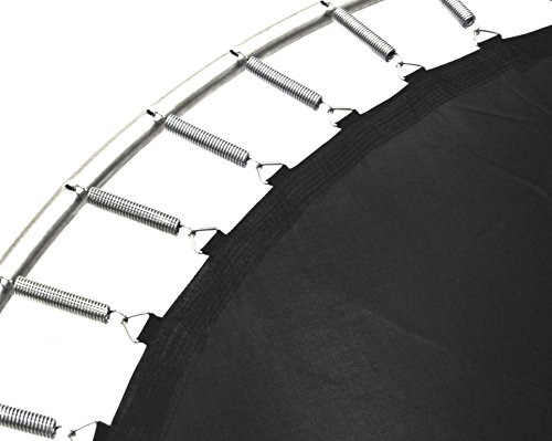 Air Master Jumping Surface for 14 Trampolines with 100 V-Rings for 8.5 Springs