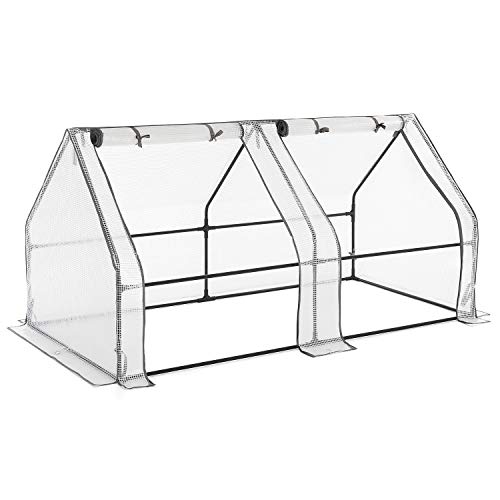 CHRISTOW Large Grow Tunnel Cloche