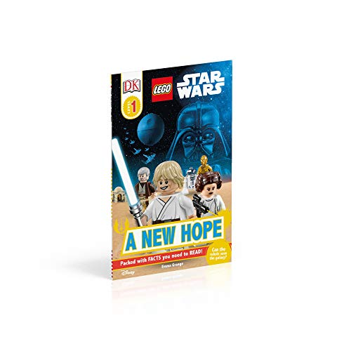 DK Readers L1: LEGO Star Wars A New Hope