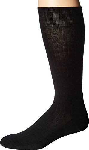 Smartwool New Classic Rib Black LG (Men's Shoe 9-11.5)