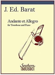 Andante and Allegro: Trombone (1961-07-01)