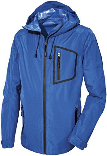 CRIVIT® Herren Trekkingjacke, wasserdicht (Gr. 50, blau)