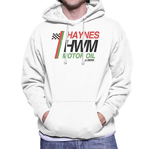 POD66 Haynes Castrol Motorolie Heren Hooded Sweatshirt