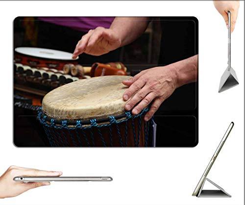 Case for iPad Mini 5 & Mini 4 - Djembe Drums Music Rhythm Drummer Instrument