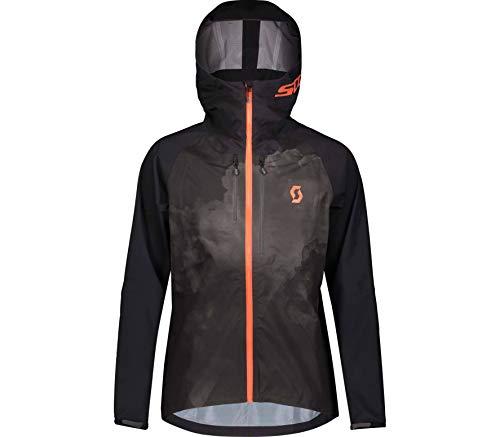 Scott Trail Storm WP Fahrrad Wind/Regenjacke schwarz/orange 2020: Größe: XL (54/56)