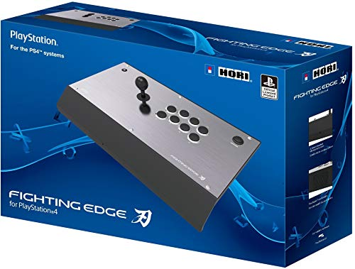 [PS4] Hori Fighting Edge Arcade Fighting Stick - $129.97 at Amazon