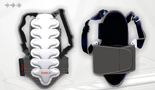 Spartan Rückenprotektor Junior M (140)
