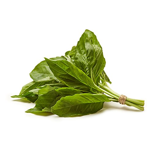Organic Basil, .75 oz Clamshell