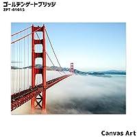 アート JIG キャンバスアート ゴールデンゲートブリッジ Canvas Art Golden gate bridge ZPT-61615 絵画
