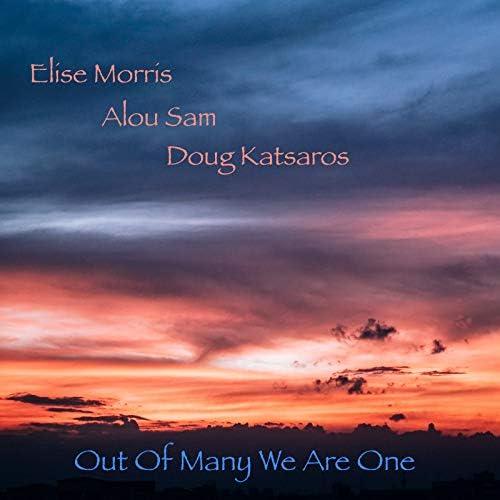 Elise Morris, Alou Sam & Doug Katsaros
