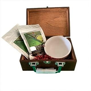 matcha tea container