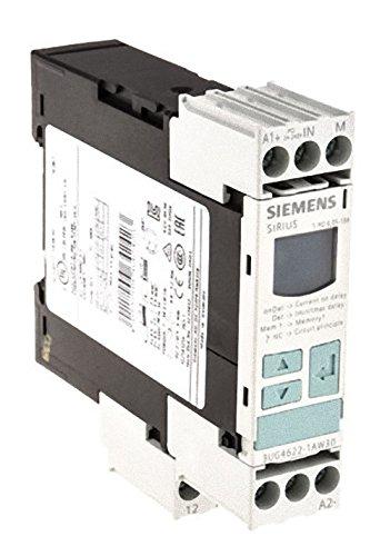 Siemens SIRIUS–RELE 0,1A 10A AC/DC 24–240V Dauerstrom 22