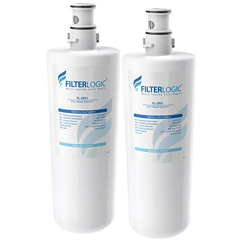 Filterlogic 3US-AF01 Under Sink Water Filter, NSF...