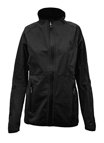adidas Sailing Herren Softshell Funktionsjacke 3 Layer, Größe:2XL, Farbe:Black
