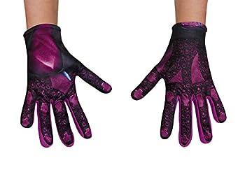 Disguise Pink Power Ranger Movie Child Gloves One Size