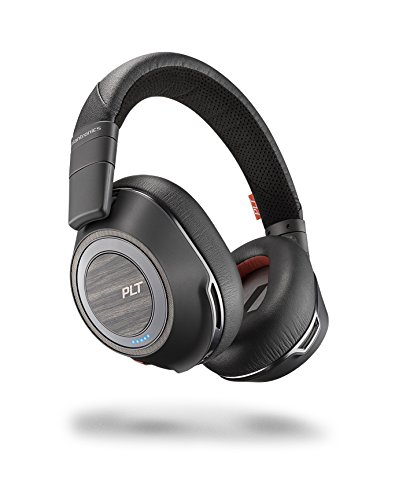 Plantronics Bluetooth Headset 'Voyager 8200 UC' Schwarz