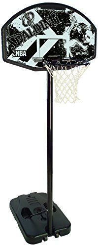 Spalding NBA Alley Hoop Portable, (61-774CN) - NOCOLOR, Größe:44