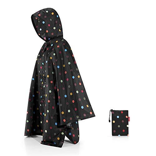 reisenthel travelling mini maxi poncho/Regenschutz 141 cm dots