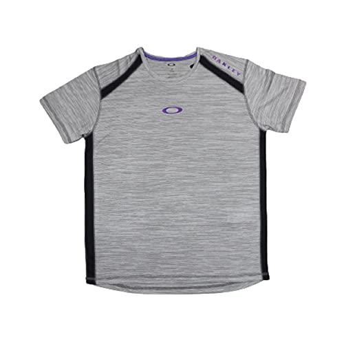 Camiseta Oakley Dynamic Breathe O-hydrolix - Cinza - G