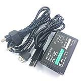 WOSOSYEYO Adaptador de Corriente Estable Rendimiento confiable Cargador de alimentación para Sony para PS Vita AC Convertido de la Fuente del Cargador Cable de Datos USB Plug EE.UU.