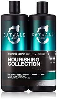 catwalk tigi oatmeal and honey shampoo