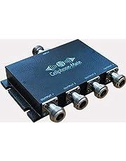 موصل شبكة 4 فتحات من شور كول SC-WS-4