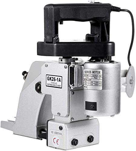Structio International Sacknähmaschine Taschennäher Nähmaschine Jutesacknähmaschine Beutelverschließmaschine Schließer Hefter Papierhefter