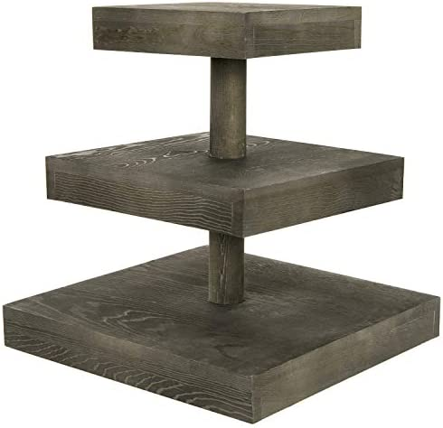 3 tier wooden cake stand _image2