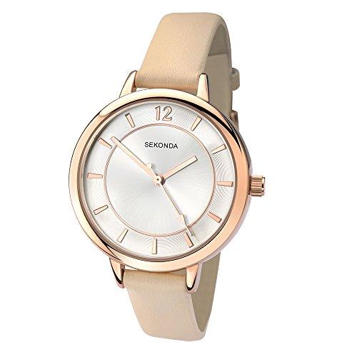 Sekonda Reloj analógico para Mujer de Cuarzo 2137.27