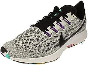 Nike Men's Track & Field Shoes, Multicolour White Black Hyper Grape Hyper Jade 104, 10.5 UK