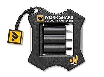 Work Sharp Aiguiseur et Couteau pour Adulte Noir 5,8 cm