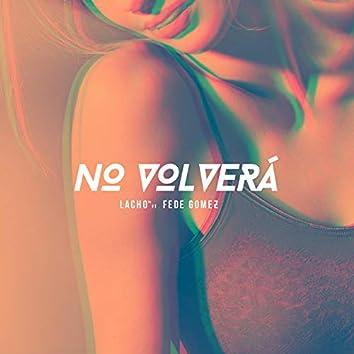 No Volverá (feat. Fede Gomez)