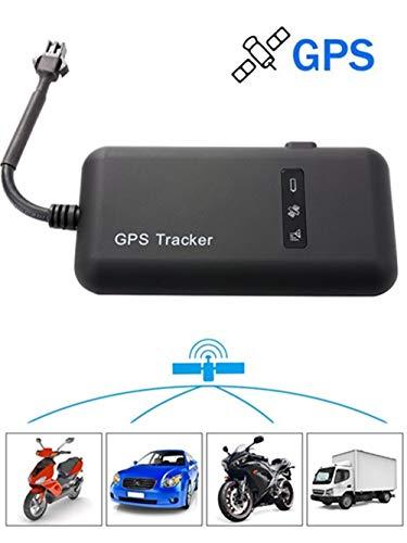 Hanguang GPS Tracker, globales GPS-Ortungsgerät für Echtzeitfahrzeuge, GPS, GSM, GPRS, SMS, Diebstahlsicherung für Autos, Fahrzeuge, Motorräder, Taxis