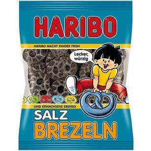 Haribo Salzbrezel, 14er Pack, 14 x 200 g