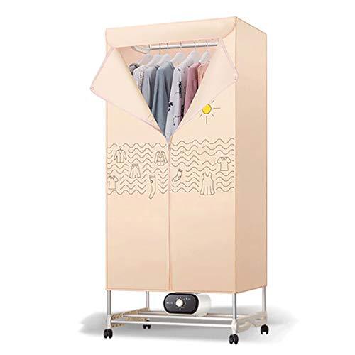 YYHJ - Tendedero eléctrico con botón para secadoras domésticas de tela Oxford...