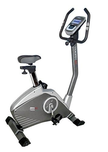 Toorx Cyclette BRX-90 Unisex Adulto, Nero, 93x23x63