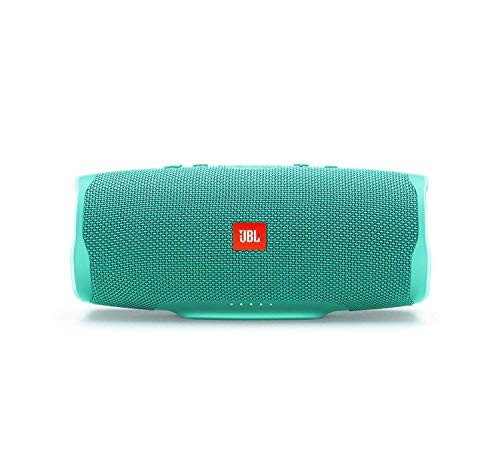 JBL JBLCHARGE4TEALAM Charge 4 Waterproof Portable Bluetooth Speaker- Teal